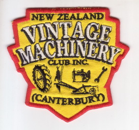 NZVMC cloth badge - web